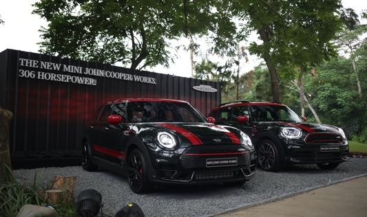 The New MINI John Cooper Works 306 HP
