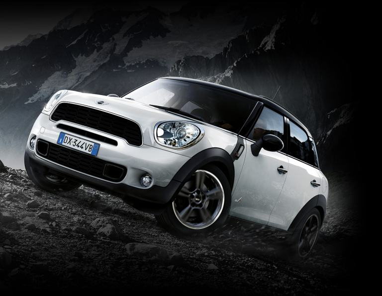 MINI tyres reduced rolling resistance