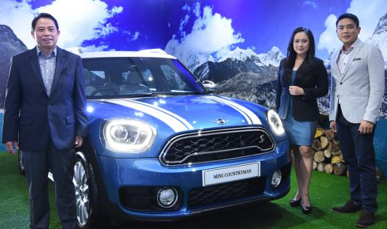 MINI Countryman Indonesia Launch