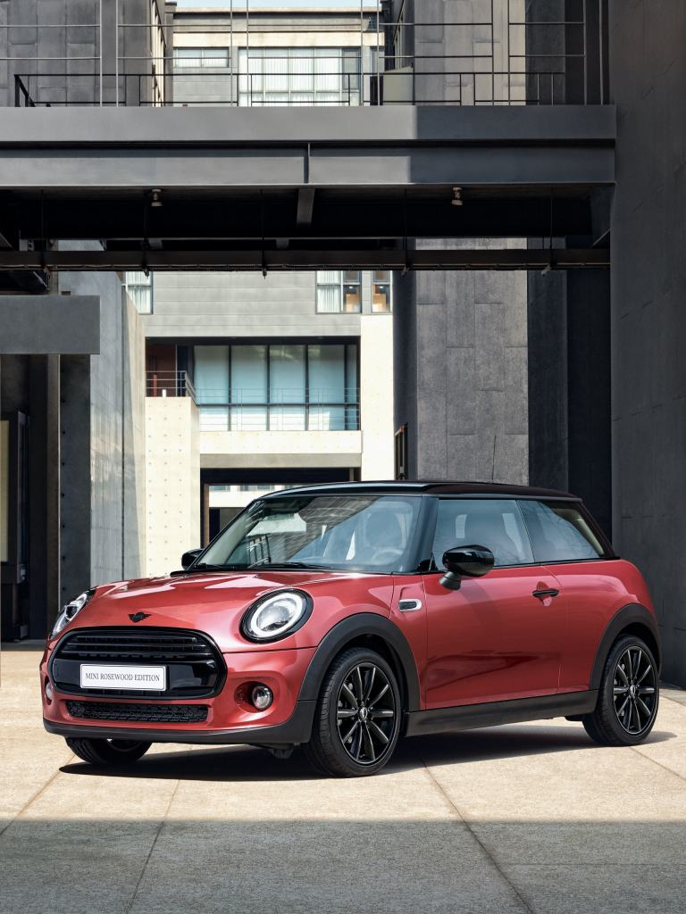 The MINI Rosewood Edition